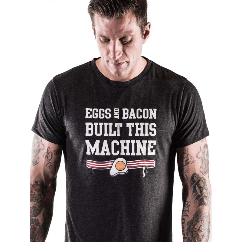 T Shirt Homme Crossfit Northern Spirit - Eggs and Bacon