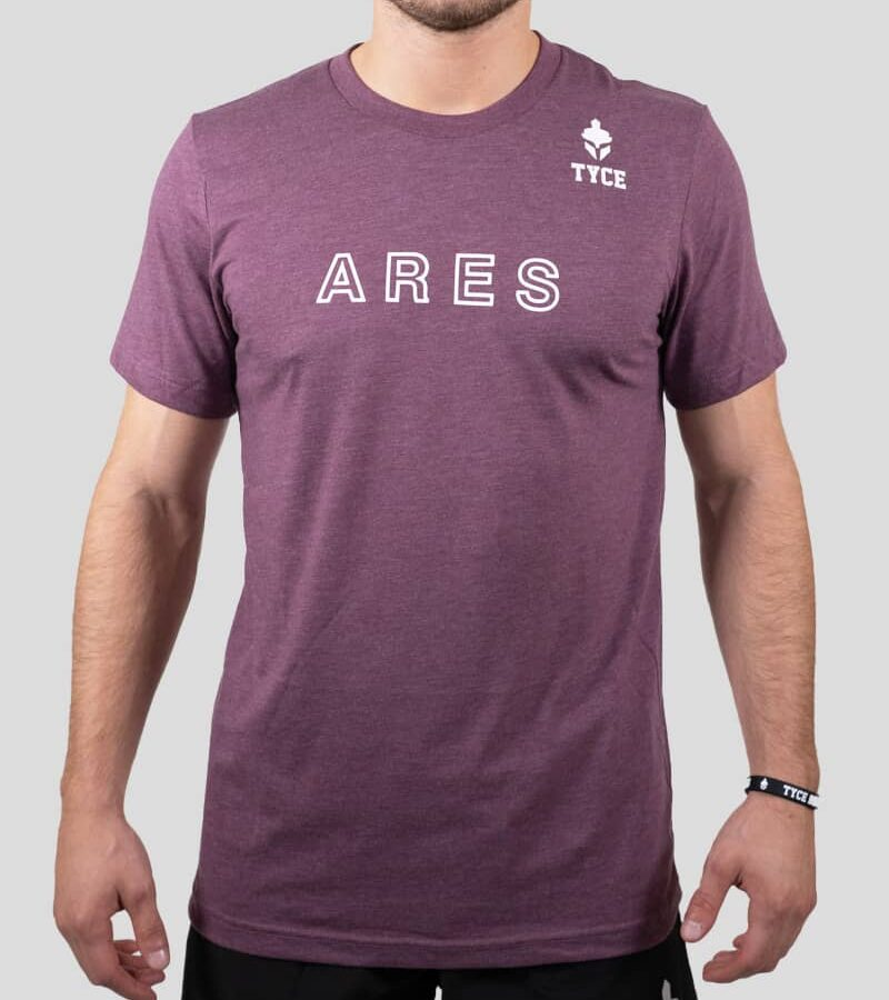 T shirt Ares Tyce Homme