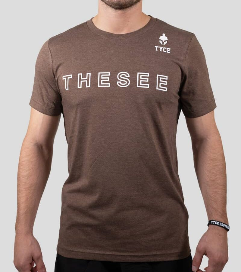 T shirt Tyce Thesee Homme